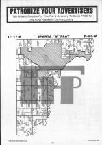 Map Image 012, Chippewa County 1986 Published by Farm and Home Publishers, LTD